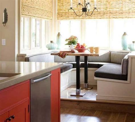 small kitchen banquette small kitchen banquette with grey bench cushions home design