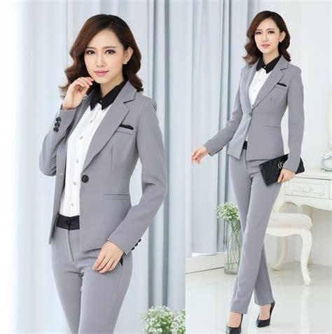 desain jas almamater wanita model jas wanita untuk kerja kantoran dengan desain