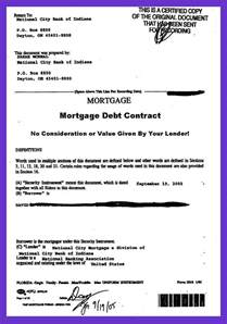 Mortgage Letter In Principle Loan Payoff Strawman Money Credit