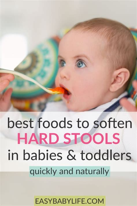 Foods To Soften Baby Stool by Best Foods To Soften Stools In Babies Toddlers