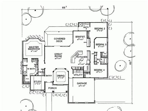 one story house plans best 25 one story houses ideas on house plans one story one floor house plans and