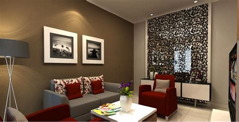 harga wallpaper dinding ruang tamu kecil rumah dijual perumahan cluster dengan kualitas tinggi dan