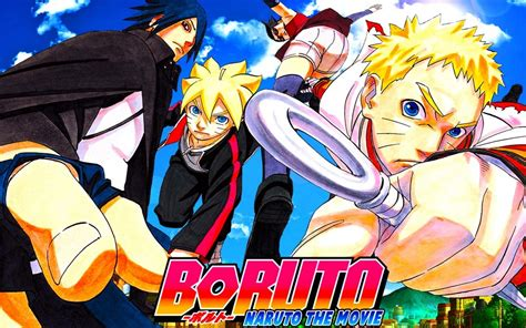film naruto uscita boruto naruto the movie annunciata la data di uscita in
