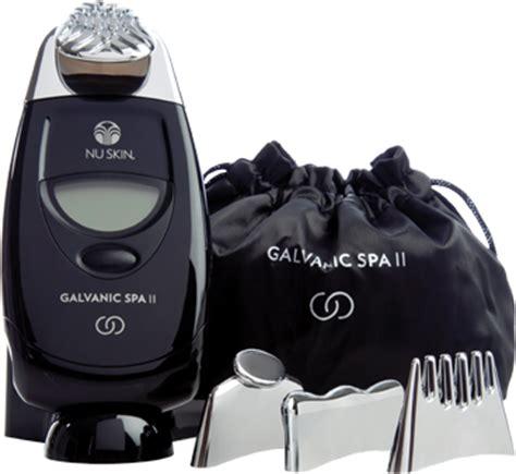 10 Reasons To Buy Nu Skin Galvanik Spa by Ageloc Galvanic Spa Black