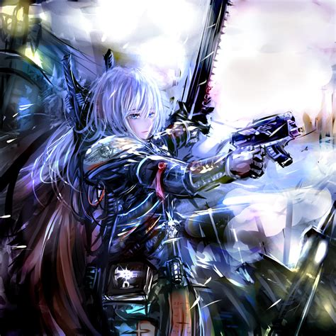 anime battle warhammer 40k zerochan anime image board