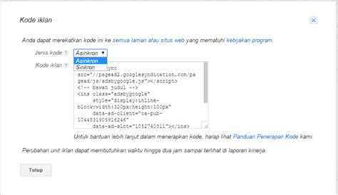 adsense js cara mempercepat loading blog menggunakan script google