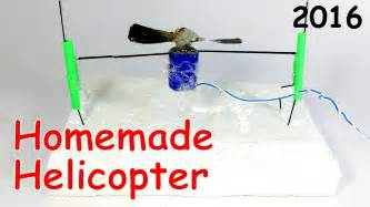 how to make a helicopter with motor at home that flies how to make mini generator at home easy youtube