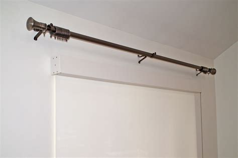 wide curtain rod wide curtain rods furniture ideas deltaangelgroup