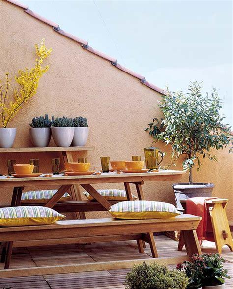 decoracion de balcones y terrazas peque 241 as 99 ideas de 50 fotos de decoraci 243 n de terrazas y balcones