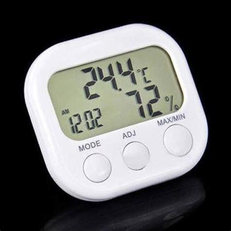 Jam Dan Ukur Suhu Ruang Digital Untuk Di Mobil Vn26 pusat penjualan thermostat penetas telur perlengkapannya hygrothermo digital 1