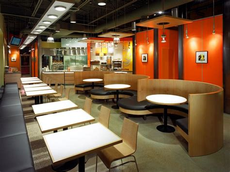 interior design of food court restaurant interior design food courts fast food