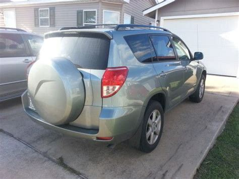 Toyota Rav4 Third Row Seat For Sale Buy Used 2007 Toyota Rav4 V6 Limited Has 3rd Row Seats For