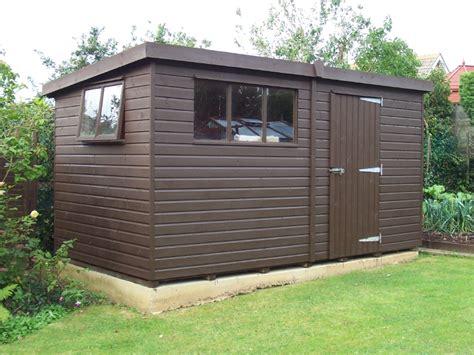 Garden Shed Building Regulations by Orkshire Garden Shed Centre Hshire Pent Shed Range
