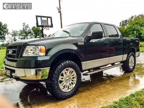Wheels Ford Us Card wheel offset 2006 ford f 150 slightly aggressive leveling