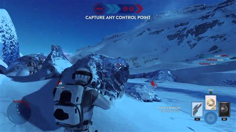 star wars battlefront twilight 1780893655 star wars battlefront turning point new hoth map twilight on hoth youtube
