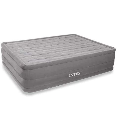 best intex air mattress reviews 2018 the sleep judge