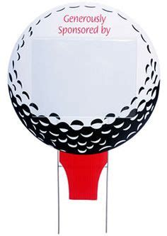 Vector Illustration Of Golf Tournament Invitation Layout Or Poster Design Templates Golf Sponsor Sign Template