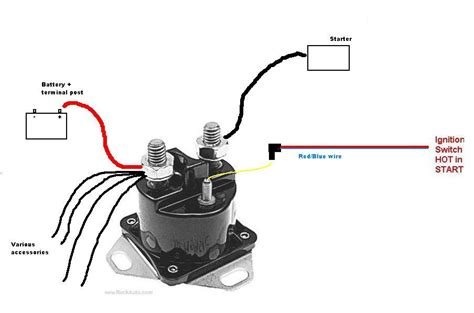 12 volt coil wiring diagram 12 volt flasher wiring diagram
