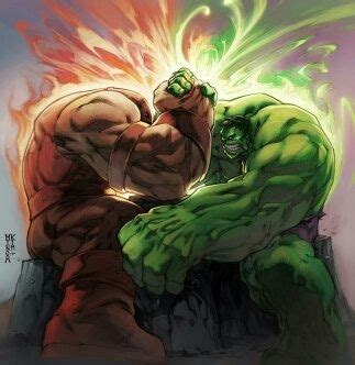strong   hulk  hes  slightly angry quora