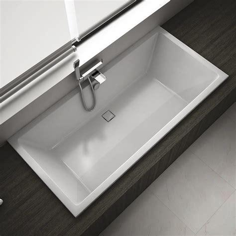 baignoire en acrylique baignoire rectangulaire 190x90 cm acrylique cavallo