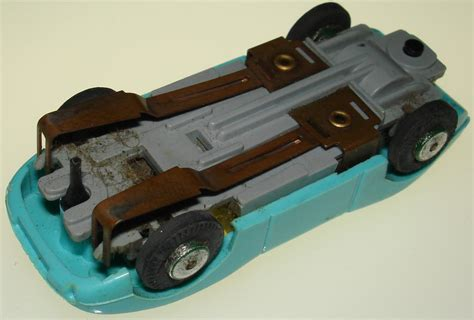 porsche 904 chassis atlas ho slot cars turquoise porsche 904 gto chassis