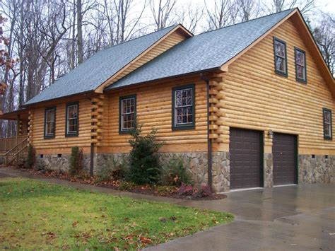 Southern Log Cabins by Log Homes Made With Yellow Pine Floors Design For Your