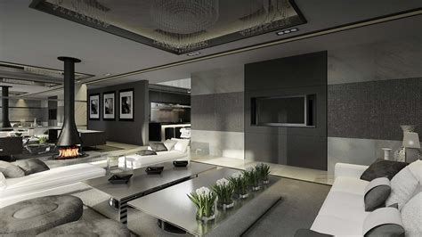 interior luxurious and modern interior design ideas