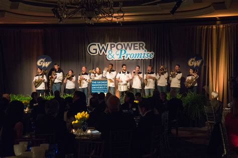 Gw Mba Scholarships by Power Promise Celebrates Scholarships And Fellowships