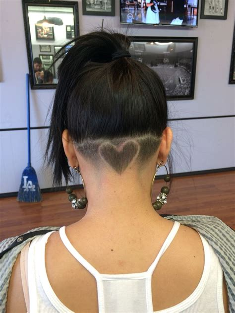 haircut designs with hearts pinterest the world s catalog of ideas