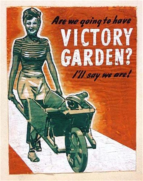 Victory Garden Ww2 by Victory Garden Gardening Outdoor Decor