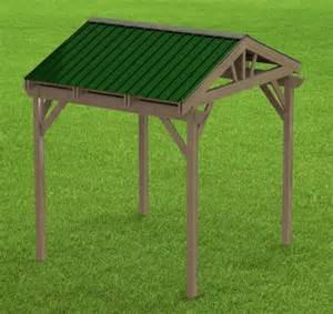 Hip Roof Gazebo Plans Gazebo Plans Modern Gable Roof 12 X 12 For