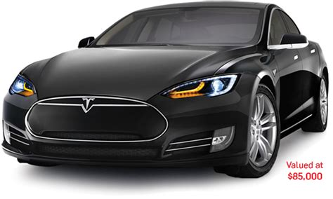 Win A Tesla Car Once 2015 06 13 Win A Tesla Model S From Canadian Tire