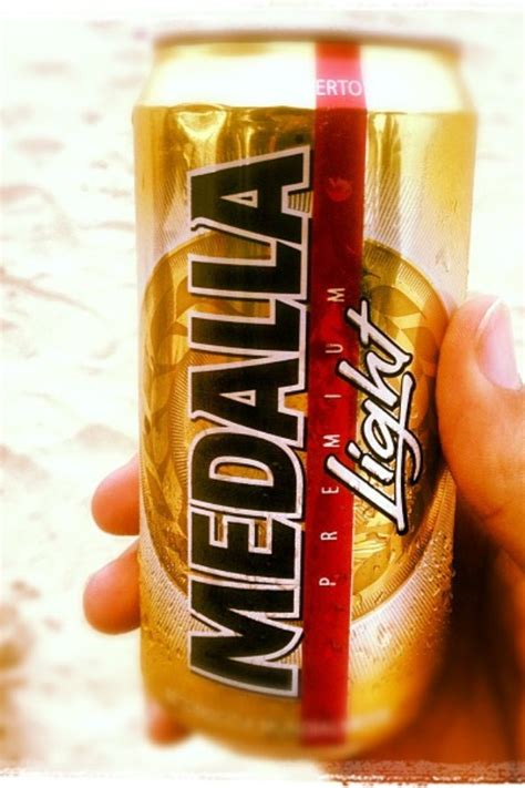 medalla drinks and more