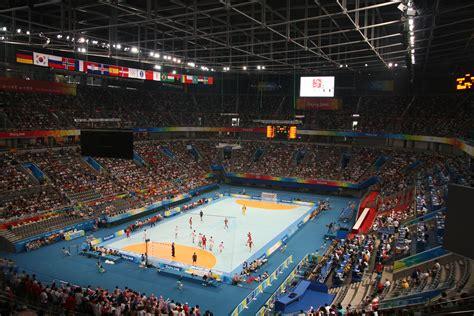 O2 Arena Floor Seating Plan file national indoor stadium bronze medal handball match