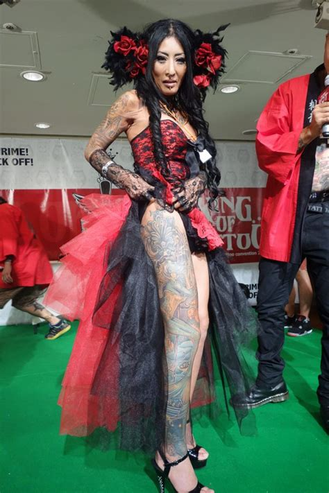 sydney tattoo expo winners king of tattoo tokyo tattoo convention 2014 part 2