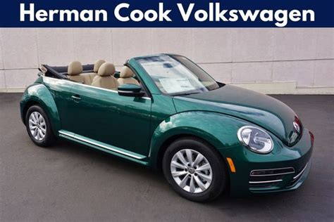 green volkswagen beetle convertible a year to look forward to cook vw