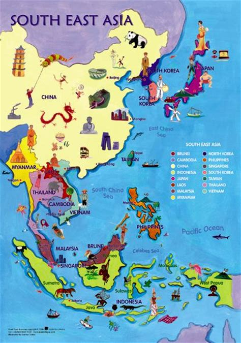 south east asia map south east asia map mantralingua places i d like to go to p