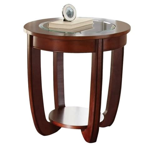 Silver End Table by Steve Silver Company End Table Ln250e