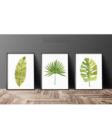 minimalist wall decor watercolor leaf abstract wall decor minimalist modern