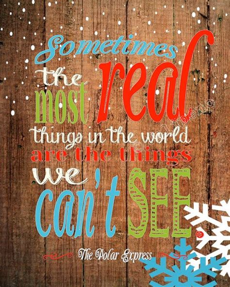 quot thoughts of our friendship quot christmas printable card the polar express quotes image quotes at hippoquotes com