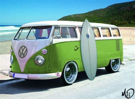 Autos Con Historia 18 Volkswagen Kombi Vw Vans Dream