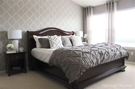 bedroom redo 25 best ideas about dark wood bedroom on pinterest grey