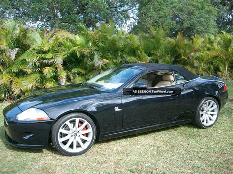 2007 jaguar xk base convertible 2 door 4 2l