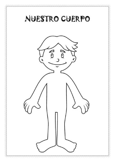imagenes educativas del cuerpo humano fichas el cuerpo humano by encar arroyo issuu