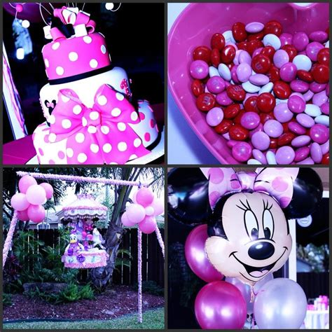 minnie mouse theme decorations minnie mouse baces para pasteles eh ideas para