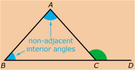 Adjacent Interior Angles by Lesson 9
