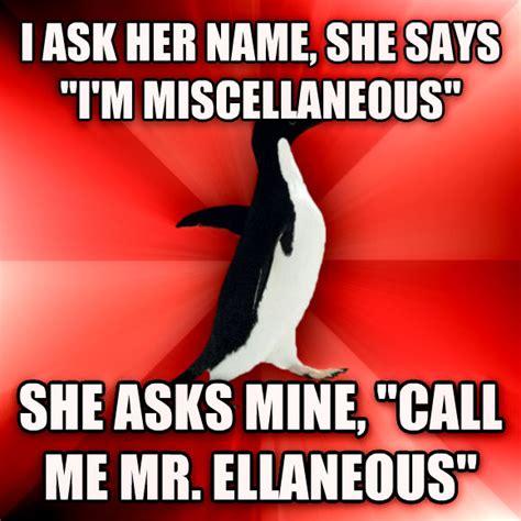 Meme Font Name - livememe com socially awesome penguin