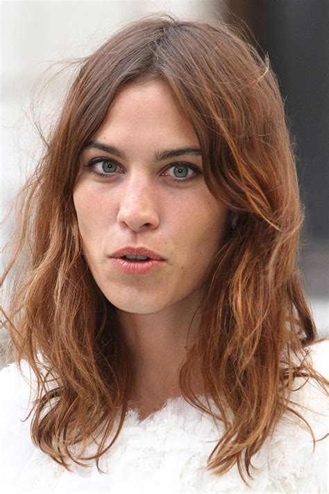 alexa chung hairstyles alexa chung s hairstyles hair colors steal her style