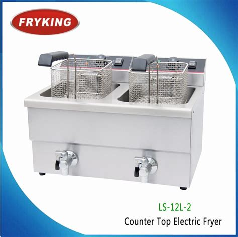 Heat Ls For Chickens by China Supplier Small Size Commercial Chicken Chip Fryer Ls