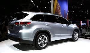 new cars 2014 toyota 2014 toyota highlander preview